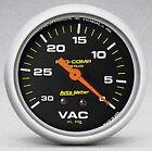 Auto Meter Car & Truck Vacuum Gauges