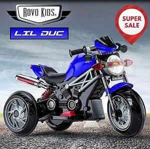 ✪BRAND NEW✪ LIL DUC™ KIDS 6V RIDE ON MOTORBIKE ✪SALE✪ Brisbane Region Preview