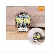 Betsey Johnson Skull Ring