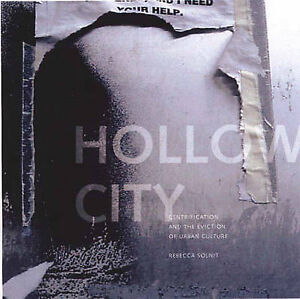 Hollow City: Gentrification and the Eviction of Urban Culture-ExLibrary