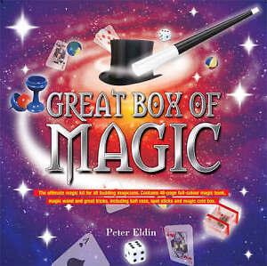 Great Box of Magic, Peter Eldin
