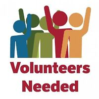 Volunteers Needed - All skills or No Skills Accepted