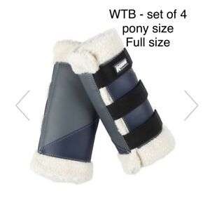 WTB - exercise boots pony and full size Sorell Sorell Area Preview