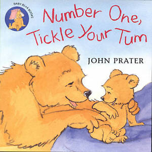 Number One, Tickle Your Tum (Baby Bear Books), John Prater, New Book