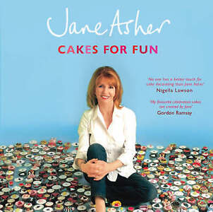 Cakes For Fun, Asher, Jane, New Book