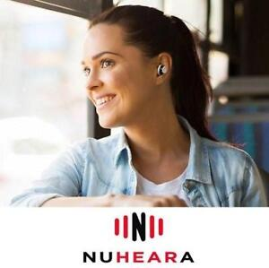 NEW NUHEARA WIRELESS BT IQ BUDS - 129866856 - BLUETOOTH NOISE CANCELLATION EARBUDS