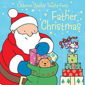 Father Christmas Sparkly Touchy-Feely ' Watt, Fiona new Freepost Australia wide