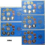 BRD Kursmünzensatz