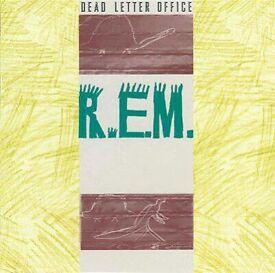 REM: DEAD LETTER OFFICE