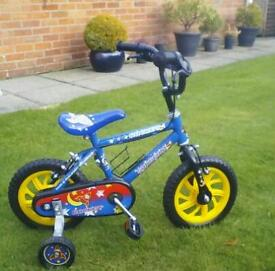 12 inch bicycle perfect condition £20.