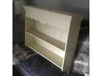 Country-style Kitchen Shelf Unit
