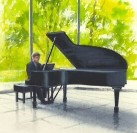 Piano Lessons Manchester