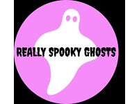 Really Spooky Ghosts are looking for a bass player and drummer. Ages 21 - 35. Surf/pop/garage/60s