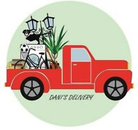 Dani's Delivery Service Rates starting as low as $50