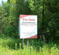 26 Lot property in the heart of Point Clark