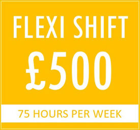 FIXED EARNING + COMMISSION - LONDON