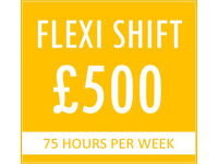ARE YOU LOOKING FOR FULL OR PART TIME JOB WITH FIXED EARNING + COMMISSION - BRIXTON