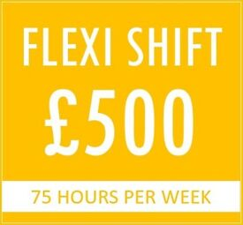 FIXED EARNING + COMMISSION + PCO DRIVER WANTED UBER DRIVER ONLY - ENFIELD