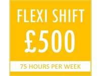 FIXED EARNING + COMMISSION + PCO DRIVER WANTED UBER DRIVER ONLY - WOODFORD