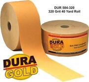 Dura Gold Sandpaper