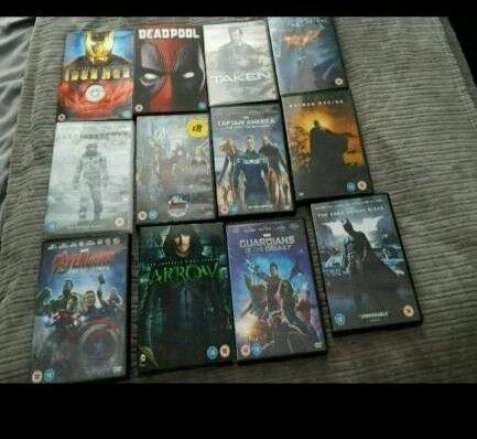 DVD dundlein Sunderland, Tyne and WearGumtree - DVD bundle excellent condition