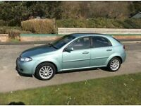 GREAT CHEVROLET LACETTI FOR SALE