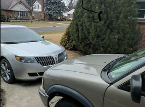Lincoln MKZ with only 70k on it + Tinted Windows