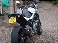 Suzuki SFV650, Low millage,