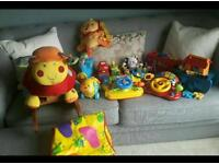 Bundle of toys up to 2 years