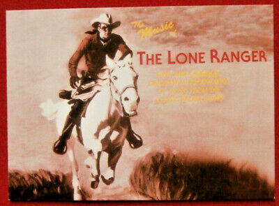 THE LONE RANGER - Card #11 - Dart 1997 - DRAWING ON THE CLASSICS