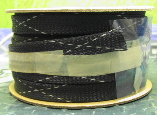 Panduit Expandable Braided Sleeving SE75PFR-GRO 100