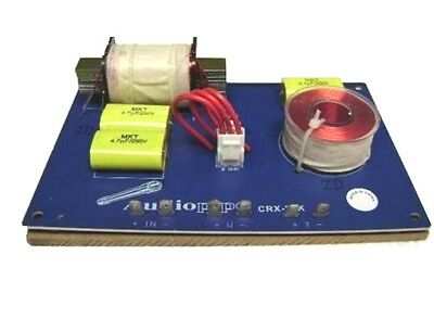 Speaker Drivers & Horns - 2 Way Crossover on 2-way speaker crossover circuit, 2-way 3 speakers wiring, 2-way electronic crossover,