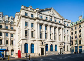 Serviced Office Space for 2-45 people in Piccadilly (SW1) | Private space, Victorian building