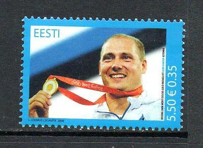 ESTONIA MNH 2008 SG583 GERD KANTER