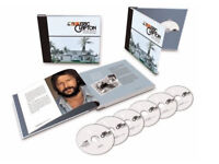 Eric Clapton - Give me Strength 74/75 Recordings, 5 CD +BluRay - still shrink wrapped