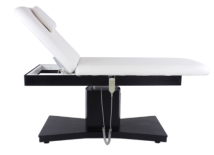 Last One! Timber Base Therapy Bed Salon Spa Massage Table Beauty