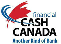 Cash Canada is hiring the RIGHT people for our team!