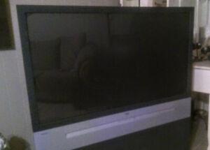 Télévision  RCA 52 po