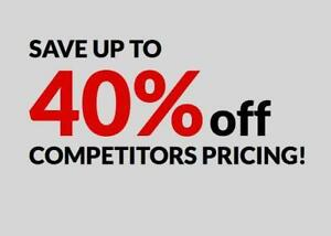 End of Season Sale! SAVE UP TO 40% Off Competitors Pricing! 3 Days Left For Sales on Hot Tubs, Spas #1 Retailer