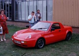 Gtm Rossa mini based kit car wanted for cash