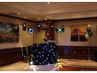 Mobile disco and DJ Bristol Bradley Stoke