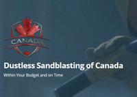 Dustless Sandblasting - Victoria