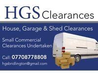 HGS clearances