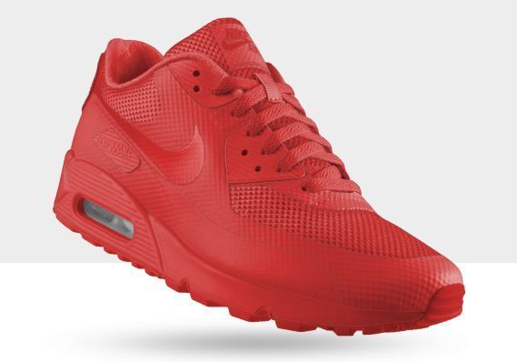nike air max shoes red colour meaning