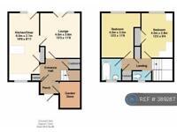 2 bedroom house in Weakland Crescent, Sheffield, S12 (2 bed)
