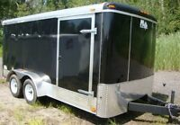 7x16 Enclosed Trailer - Red Tag Special