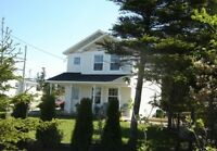 Oceanview Country 2 bdrm Home 15 min drive to city