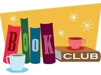 Book Club Monthly Meet Up at Eden Blue