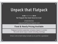 Unpack that Flatpack