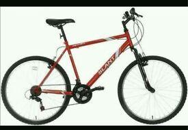 """Apollo Slant Men's Mountain Bike 20"""" Frame 26"""" Rims"""
